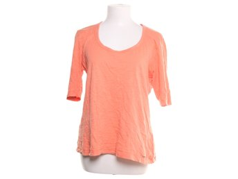 Tommy Hilfiger, T-shirt, Strl: L, Orange, Ull