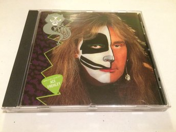 PETER CRISS Cat #1 CD 1994 USA Import RARE KISS Ace Frehley