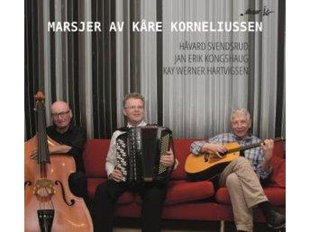 Svensrud Håvard M.fl.: Marsjer Av Kåre Kornel... (CD) - Nossebro - Svensrud Håvard M.fl.: Marsjer Av Kåre Kornel... (CD) - Nossebro