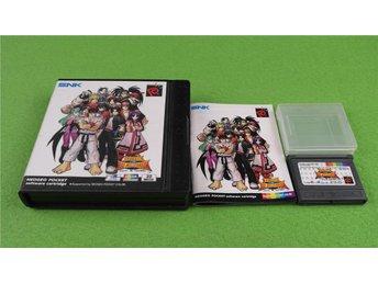 The Match of the Millenium Komplett i mycket fint skick Neo Geo Pocket Color - Hägersten - The Match of the Millenium Komplett i mycket fint skick Neo Geo Pocket Color - Hägersten
