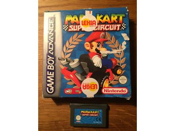 Mario Kart Super Circuit Gameboy advance