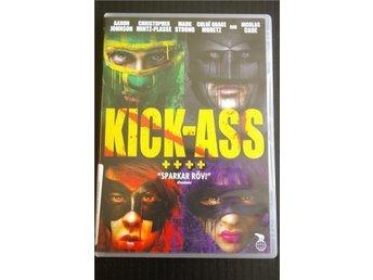 Kick-ass - dvd - Göteborg - Kick-ass - dvd - Göteborg