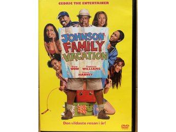 DVD-film: Johnson Family Vacation