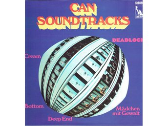 CAN - SOUNDTRACKS. LP