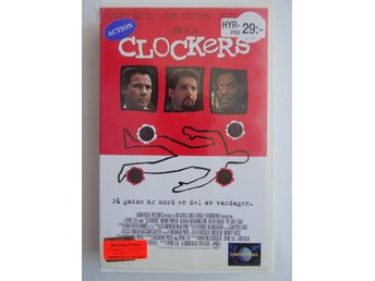 VHS film - Clockers