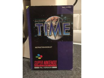 Illusion of time SCN manual
