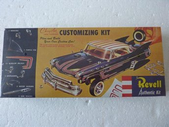 Revell: -56 Chrysler custom 1/32