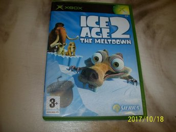 Ice age 2 the meltdown - Repigt (X-box) komplett