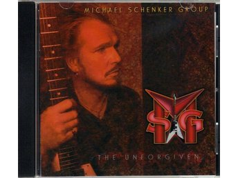 Michael Schenker Group MSG Michael Schenker The unforgiven