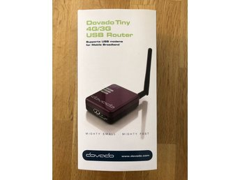 Dovado Tiny 4G/3G USB Router