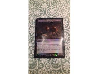 MTG, Gravecrawler, FOIL  (Dark Ascension ), MP /HP