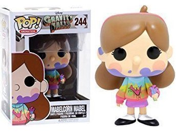 Funko POP! Animation 244 - Gravity Falls - Mabelcorn Mabel