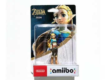 Zelda Fieldwork Amiibo Nintendo Switch Wii U 3DS Breath of the Wild