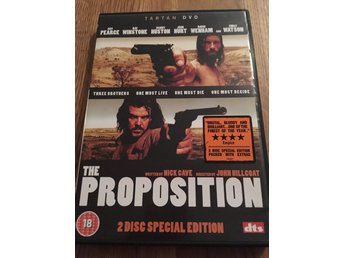 The Proposition-2 disc dvd