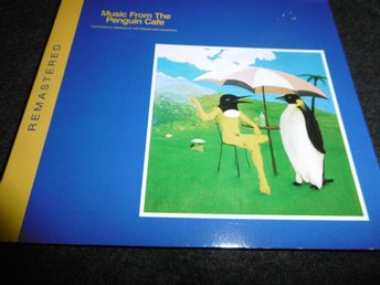 Penguin Cafe Orchestra - Music from the - Digipack - (1985)