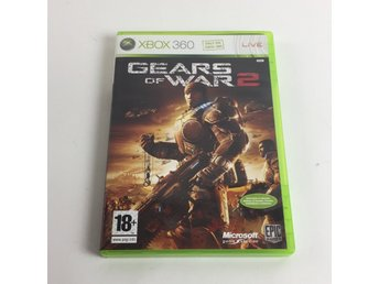 XBOX, Spel, gears of war 2