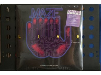Maze – Live In Los Angeles – LP2 (SEALED)