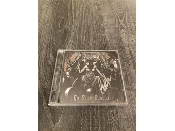 Dimmu Borgir - In Sorte Diaboli - CD Album *SIGNERAD*