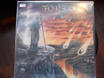 2LP Forsaken - After the Fall Färgad LP