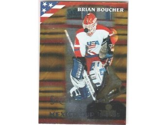 SCORE SELECT 94-95 Certified Gold # 155 BOUCHER Brian