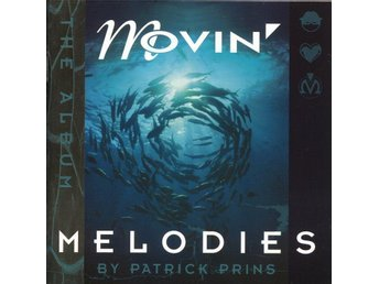 Patrick Prins - Movin' Melodies The Album - 1996 - 2CD