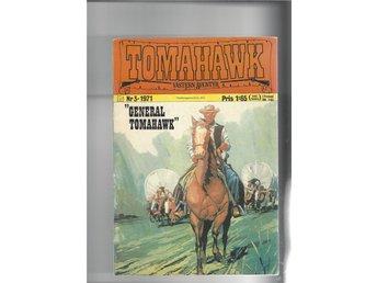 Tomahawk 3 st 2,3,4 1971 skick vg - Skoghall - Tomahawk 3 st 2,3,4 1971 skick vg - Skoghall