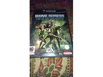 Marvel Nemesis rise of the imperfects Gamecube spel GC