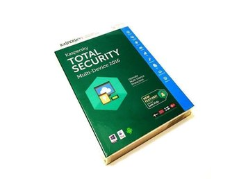 Kaspersky Total Security 2016 Multi-Device 1 year 3-Devices Retail Box
