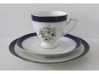Royal Wedding Bouquet / kaffekopp med assiett Fyrklövern - Nacka - Royal Wedding Bouquet / kaffekopp med assiett Fyrklövern - Nacka