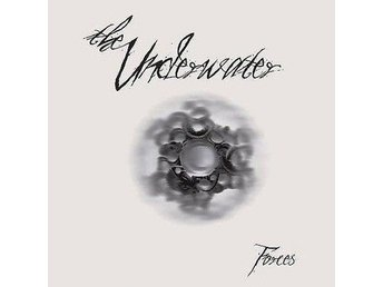 The Underwater ‎–Forces cd 2008 Rock from Pennsylvania S/S
