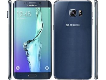 Samsung Galaxy S6 edge+ 32GB black safir OLÅST
