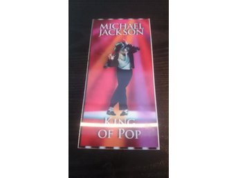Michael Jackson - This Is It, hologram biljett!