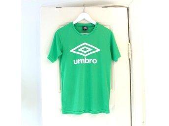 NY Umbro tröja grön T-shirt träningskläder sport träning gym fotboll - Malmö - NY Umbro tröja grön T-shirt träningskläder sport träning gym fotboll - Malmö