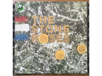 THE STONE ROSES - THE STONE ROSES 1989 ( Jive, Silvertone Records ) Germany