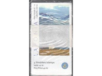 2000 kronor nominal Laponia plomberat paket 10 kr märken - Malmö - 2000 kronor nominal Laponia plomberat paket 10 kr märken - Malmö