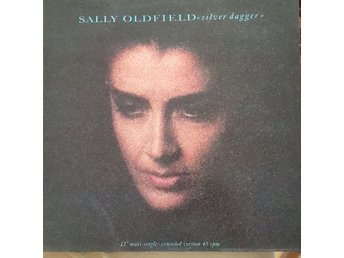 Sally Oldfield : silver dagger