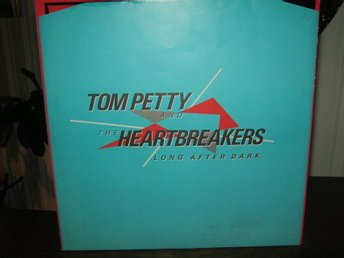 TOM PETTY AND THE HEARTBREAKERS, LONG AFTER DARK 1982.