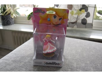 Amiibo Peach Super smash bros.