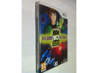 Wii: Ben 10 Alien Force: Vilgax Attacks