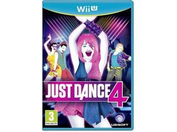 Just Dance 4 - WiiU