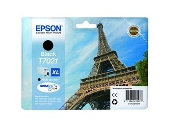 FP Epson C13T70214010 Black XL, WP4000/4500-series 2400 sid.
