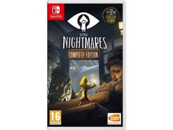 Little Nightmares (Complete Edition) - NSW