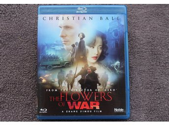THE FLOWERS OF WAR  BLU-RAY