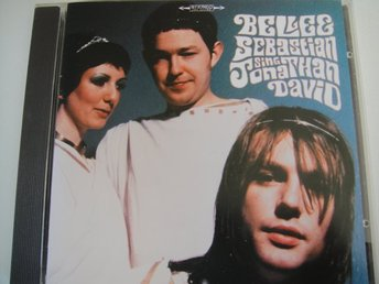 BELLE AND SEBASTIAN Sing Jonathan David CD MAXI GOTT SKICK
