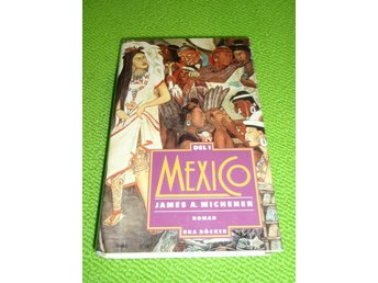 James A Michener - Mexico - del 1