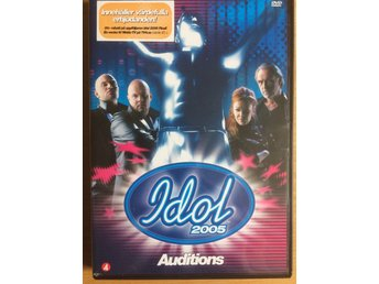 Dvd Idol 2005 Auditions.