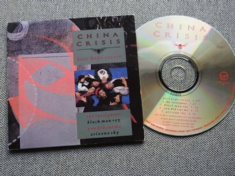 China Crisis - Best Kept Secret 5 TRK CD Singel (pappfodral)