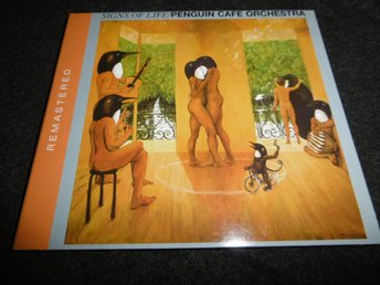 Penguin Cafe Orchestra - Signs of life - Digipack - (1987)