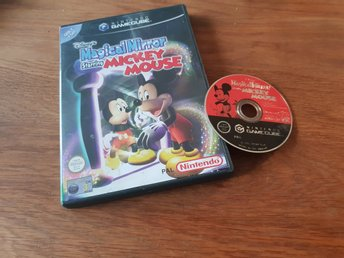 DISNEYS MAGICAL MIRROR STARRING MICKEY MOUSE GC BEG