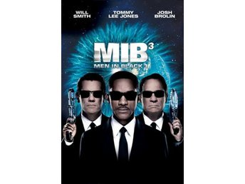 DVD-film Men in black 3